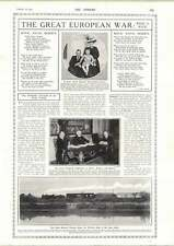 1915 The Slingsby Legitimacy Suit Turkish Attack On Suez Canal