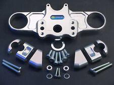 ABM Superbike Gabelbrücke für HONDA CBR 900 RR '02 - '03 SC50 - schwarz eloxiert