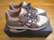 VINTAGE ASICS GEL (BROWN SAND BLACK & RED - SIZE 10) ALIFE RONNIE FIEG KITH NEW