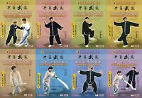 Chinese Wushu Wu Style Taijiquan ( Tai Chi ) Series by Wu Guangyu 18DVDs