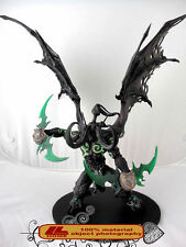 DC5 WOW WORLD OF WARCRAFT ILLIDAN Stormrage Demon Form EDITION FIGURE GAME GIFT