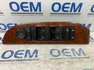 07 08 09 TAHOE SUBURBAN driver/left side FRONT power window switch 15906880 OEM