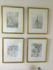 Graphite pencil drawings for sale