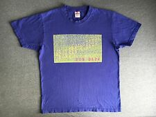 Supreme Don Dada Shirt 90s Vtg Purple Tshirt Soft! USA Large EUC