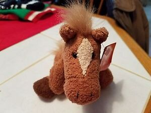 "Russ ""Rocker"" Stuffed Animal"