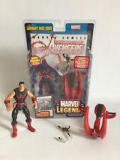 Marvel Legends Legendary Riders Series Wonderman 6 Inch Action Figure Variant