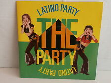 LATINO PARTY The party 977338 7