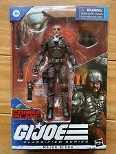 G.I. Joe Classified Series Major Bludd Hasbro Target Exclusive Cobra Island #27