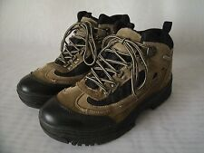 ITASCA MID BROWN LEATHER WATERPROOF HIKING BOOTS / SIZE US 10 / EUR 44 MEN'S