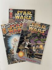 Star Wars The Early Years comic books Issue 5, 6, 7 Brand New