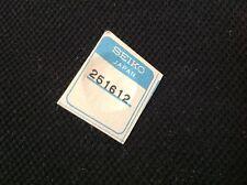 NOS 251612 Escape Wheel For Seiko Bullhead & Pogue Mov't 6133A, 6138 A/B, 6139 B