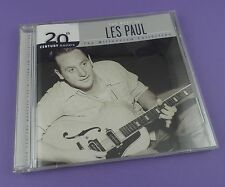 Les Paul -The Best of 20th Century Masters Millennium Collection - Unused Stock!