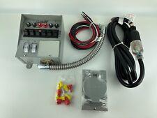 Reliance Protran 31406cwk Portable Generator Power Transfer Switch Kit