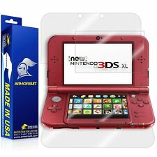 ArmorSuit Nintendo 3DS XL (2015) Screen Protector + Full Body Skin Protector NEW