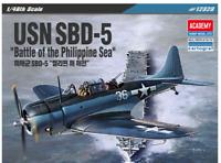 "1/48 USN SBD-5 ""Battle of the Philippine Sea"" / Academy Model Kit / #12329"