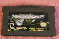 Need for Speed Underground 2 Nintendo Game Boy Advance GBA cart game