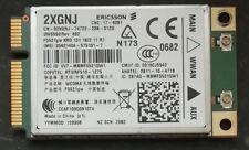 Dell WIRELESS DW5500 Ericsson 3G HSPA WWAN Wlan Card GPS 2xgnj, CN-02XGNJ