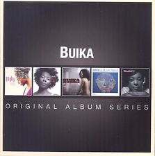 BUIKA - ORIGINAL ALBUM SERIES 5 CD NEW+