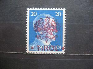 Österreich Austria 1945 Lokalausgaben Local Tirol 20pf