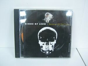 CD ALBUM KINGS OF LEON BECAUSE OF THE TIMES 12660