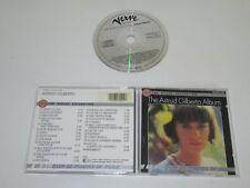 ASTRUD GILBERTO/THE ASTRUD GILBERTO ALBUM(SILVER COL)(VERVE 823 451-2) CD ALBUM