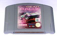 Juego: top Gear Rally-buen estado/para Nintendo 64