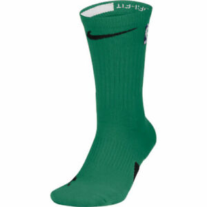 Nike Dri Fit Men's Women's NBA Logoman Elite Basketball Crew Socks Medium