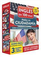 Ingles en 100 dias para la ciudadania / English in 100 days for citizenship :...