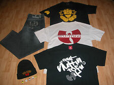 ** Hoodboyz Jeans + ** 3 Wu Tang Clan T-Shirts ** + Wu Tang Beanie + 5 Wu PINS**