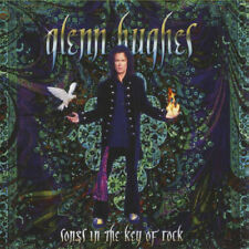 "Glenn Hughes : Songs in the Key of Rock VINYL 12"" Album 2 discs (2018)"