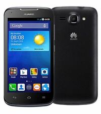 "Huawei Ascend Y520 Black 4.5"" 3G, 5MP Camera Android OS v4.4 Unlocked Oz"