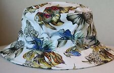 ROBERTO CAVALLI BABY TROPICAL FISH HAT 12-24 MONTHS