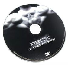 P90X Extreme Fitness Replacement Dvd Disc Chest And Back 01 CrossFit Tony Horton