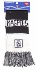 Collingwood Magpies AFL Traditional Bar Scarf