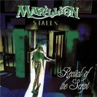 "MARILLION ""RECITAL OF THE SCRIPT LIVE 83"" 2 CD NEU"