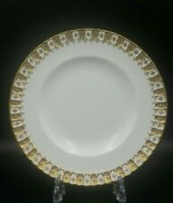 More details for royal crown derby heraldic gold dinner plates-1st quality-excellent