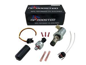 ICP & IPR Fuel Pressure Regulator & Sensor for Ford + International 2002-04 6.0L