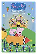 PIPPA PIG: POTATO CITY NEW REGION 2 DVD