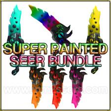 ROBLOX Murder Mystery 2 (MM2) | Super Painted Seer Bundle