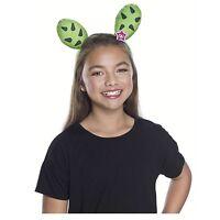 Child Girls Japanese Tokidoki Sandy Cactus Halloween Costume Plush Headband Ears