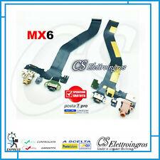 MEIZU MX6 Flex Flat Flet Usb Dock connettore di ricarica + Microfono