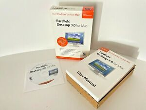 Parallels Desktop 3.0 for Mac 2007 Run Windows XP or Vista on your Mac