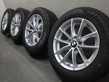17 Zoll Winterräder original BMW X3 F25 X4 F26 V-Speiche Styling 304 6787575 NEU