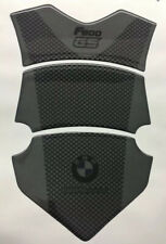 BMW F800GS TANKPAD CARBON * AWESOME NEW CARBON TANK PAD for BMW F800GS