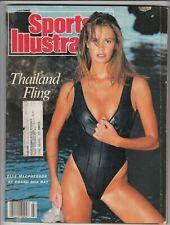 February 15, 1988 Sports Illustrated Magazine Elle Macpherson Swimsuit Issue