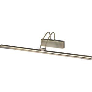 Searchlight 66cm Tube Brass Modern Hallway Wall Picture Light Fixture Lighting