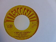 THE GENTRYS I just got news / cinnamon girl SI 1114 SUN RECORDS