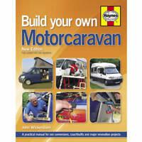 Build Your Own Motorcaravan Book by Haynes - 2nd Edition