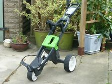 New listing Gokart Electric Auto' Golf Trolley, VGC, with charger and Brand new battery