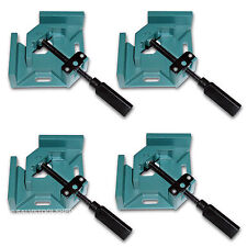 4× Corner Clamp Mitre Clamp Die Cast Right Angle Picture Framing Vice Vise